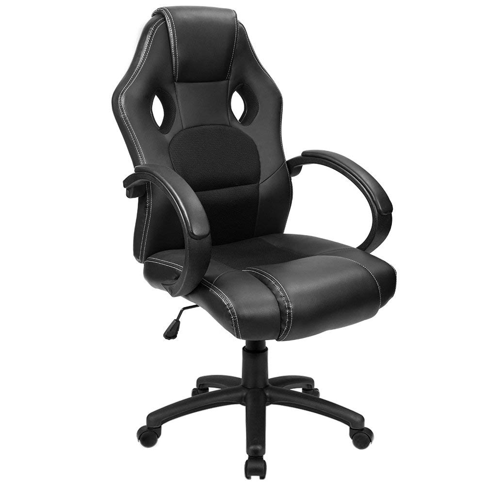 urmax Office Chair Leather Desk Gaming Chair