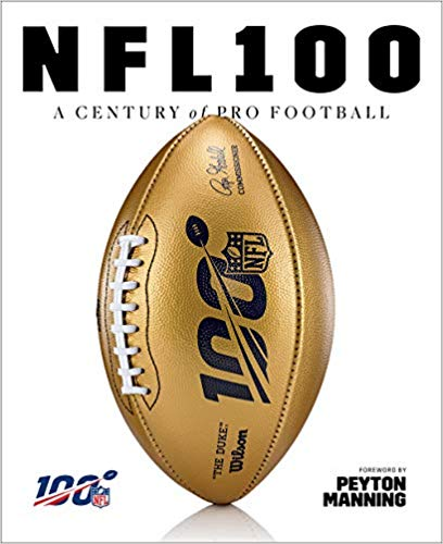 NFL 100 Hardcover